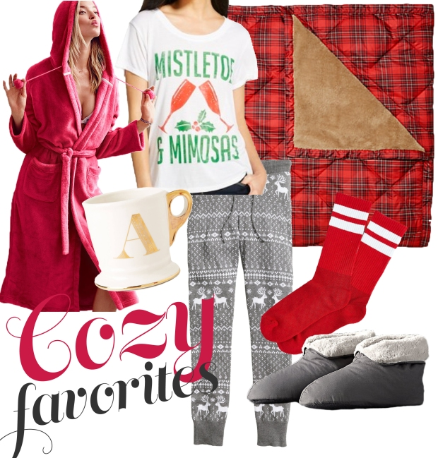 Cozy favorites