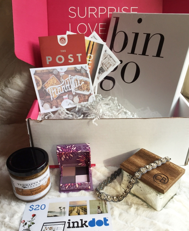 POPSUGAR Must Have Box - November