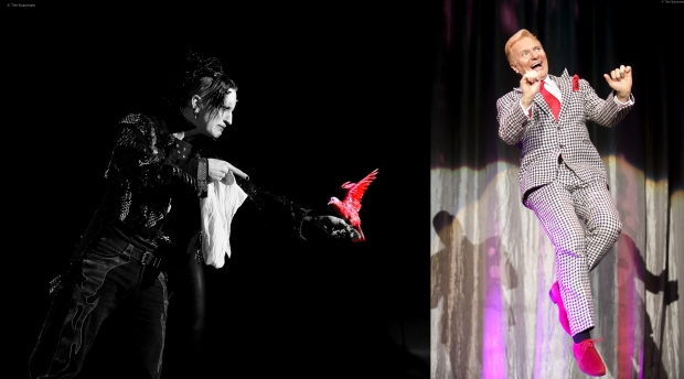 Dan Sperry - The Conjuror and Jeff Hobson - The Trickster